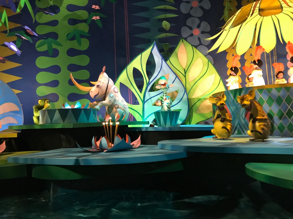 Disneyland Tokyo Small World Jungle BineLovesLife