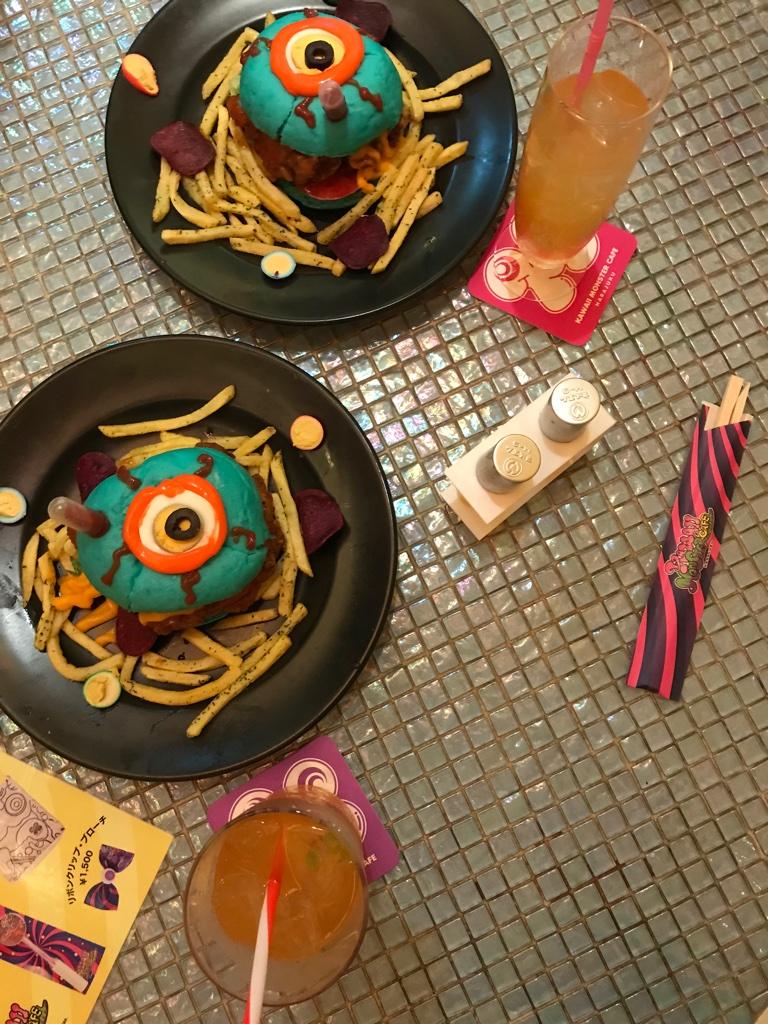 Kawaii Monster Cafe Tokyo Essen BineLovesLife