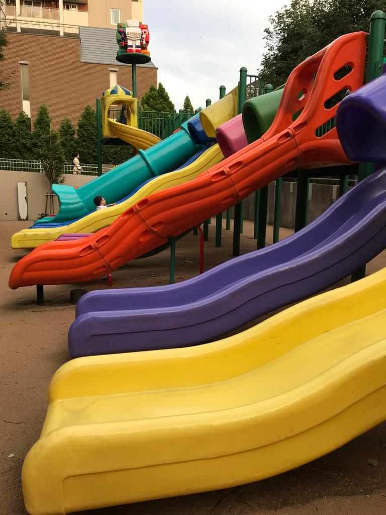 Roppongi Hills Playground BineLovesLife