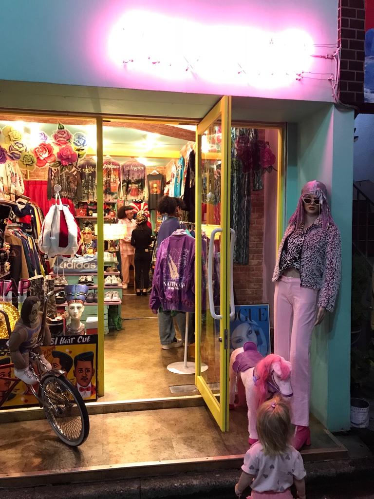 Shopping mit Kindern Shinjuku Tokyo BineLovesLife