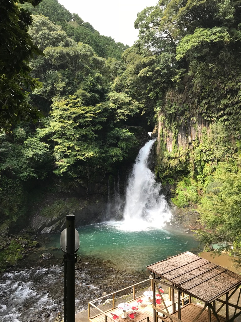 Kawazu Nanadaru Wasserfall in Japan TravelTuesday BineLovesLife