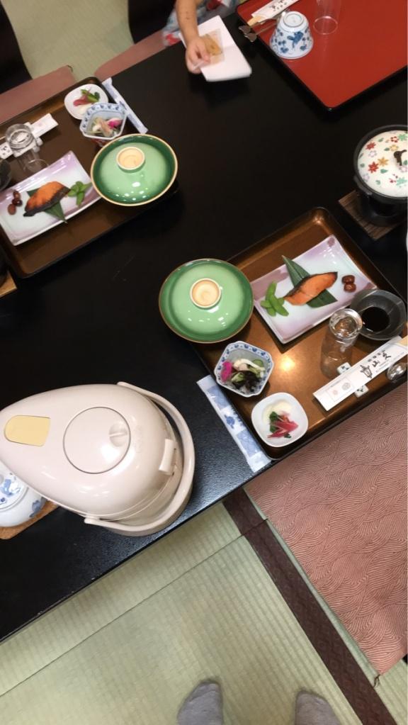 Abendessen Oyado Yamakyu Takayama TravelTuesday BineLovesLife