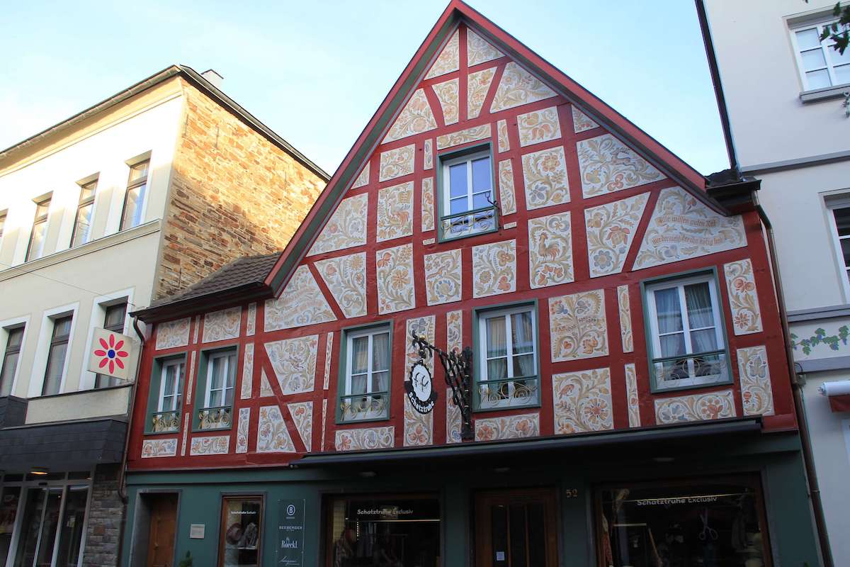 Ahrtal Ahrweiler Altstadt Eindrücke BineLovesLife