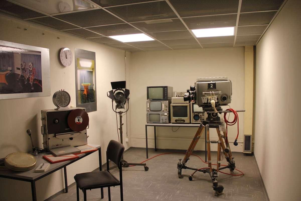 Ahrtal Dokumentationsstätte Regierungsbunker Fernsehstudio BineLovesLife