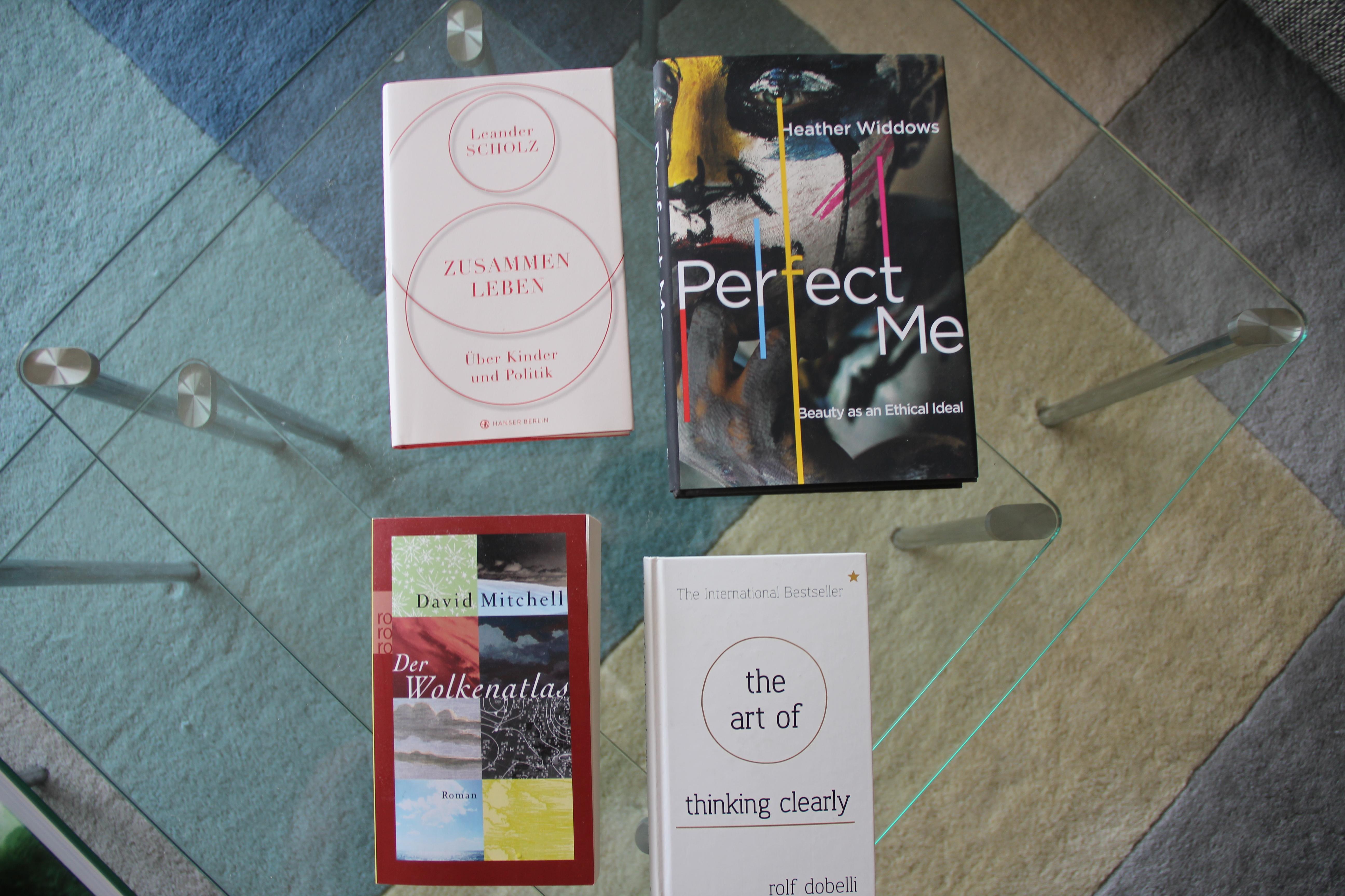Bücher für mich im Spätsommer BineLovesLife
