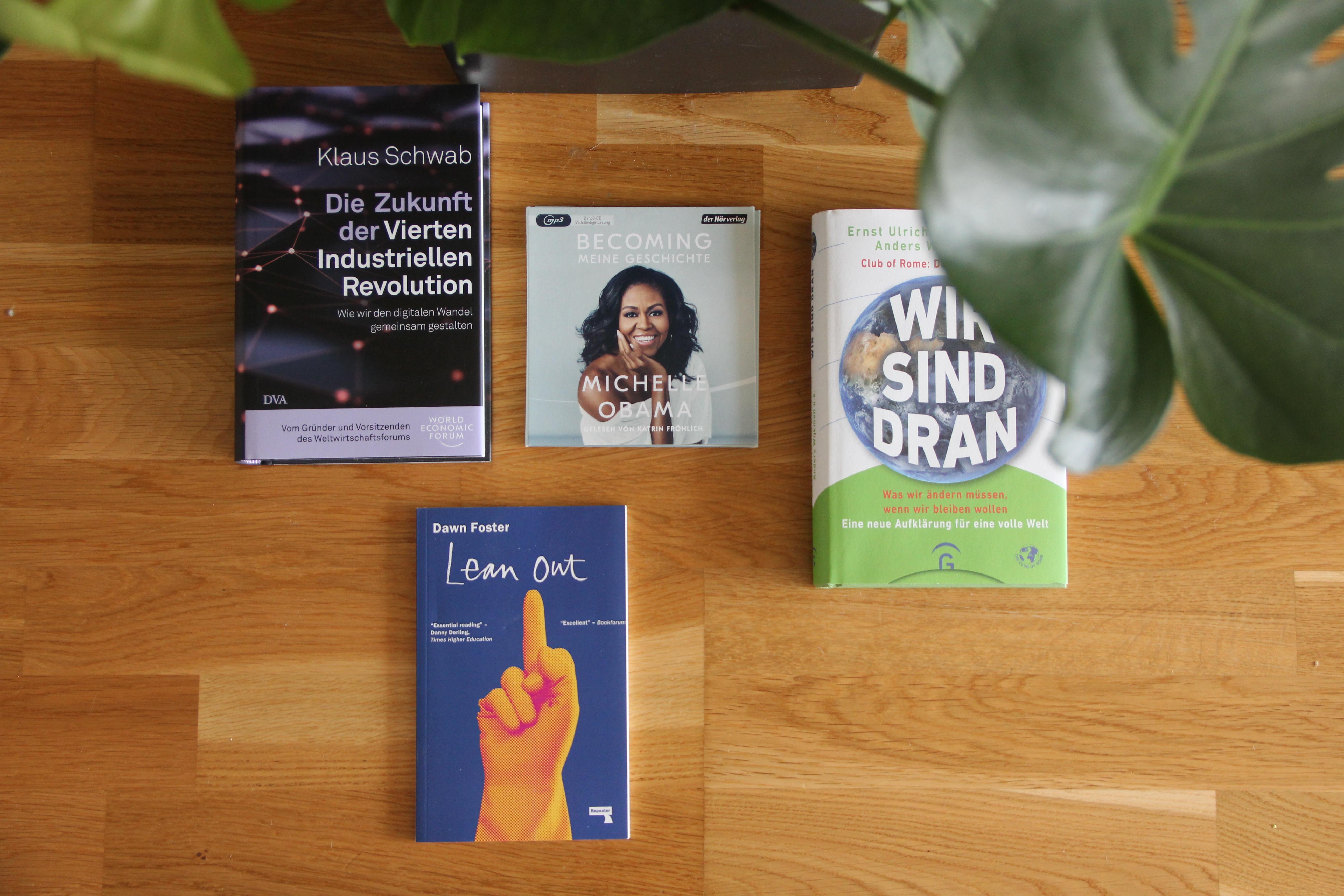 Bücher für mich Juni BineLovesLife