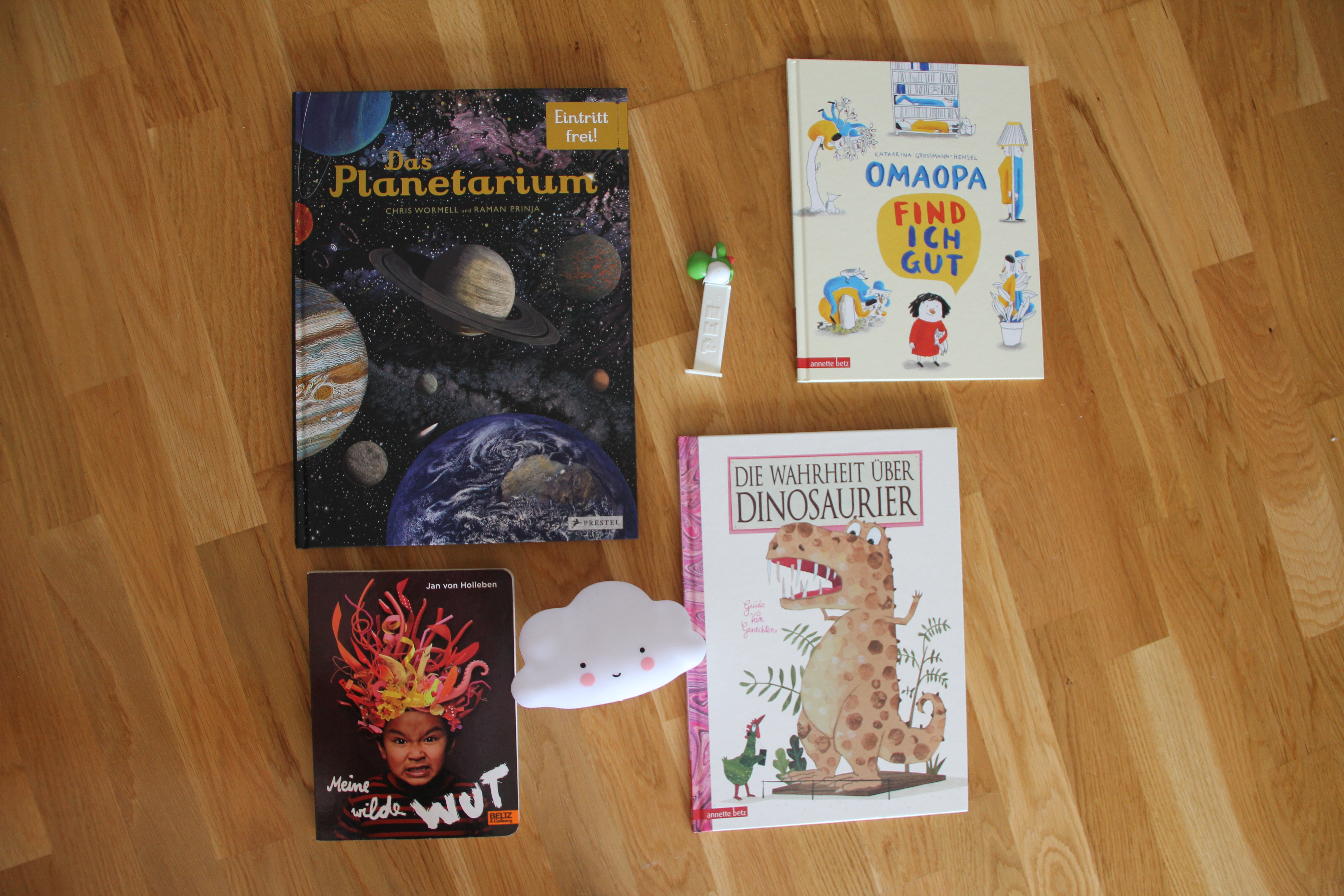 Kinder Bücher für Juni BineLovesLife