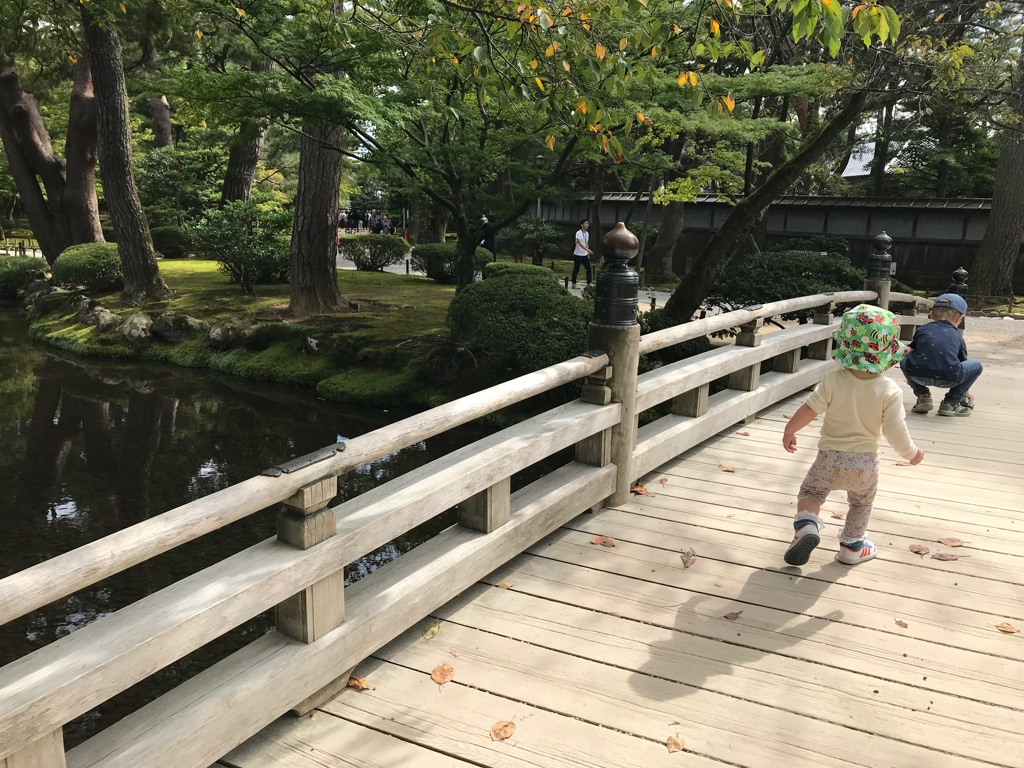 Kenroku-en Reisen mit Kindern TravelTuesday BineLovesLife