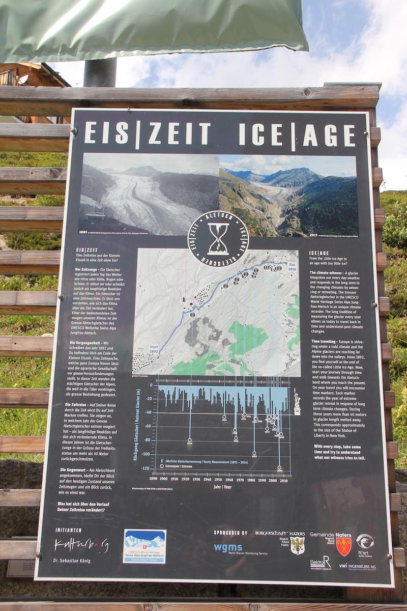 Eiszeit Schweiz BineLovesLife