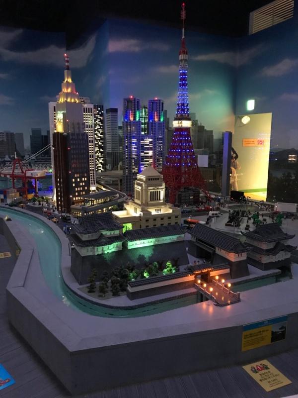 LEGO DiscoveryLand Tokyo BineLovesLife