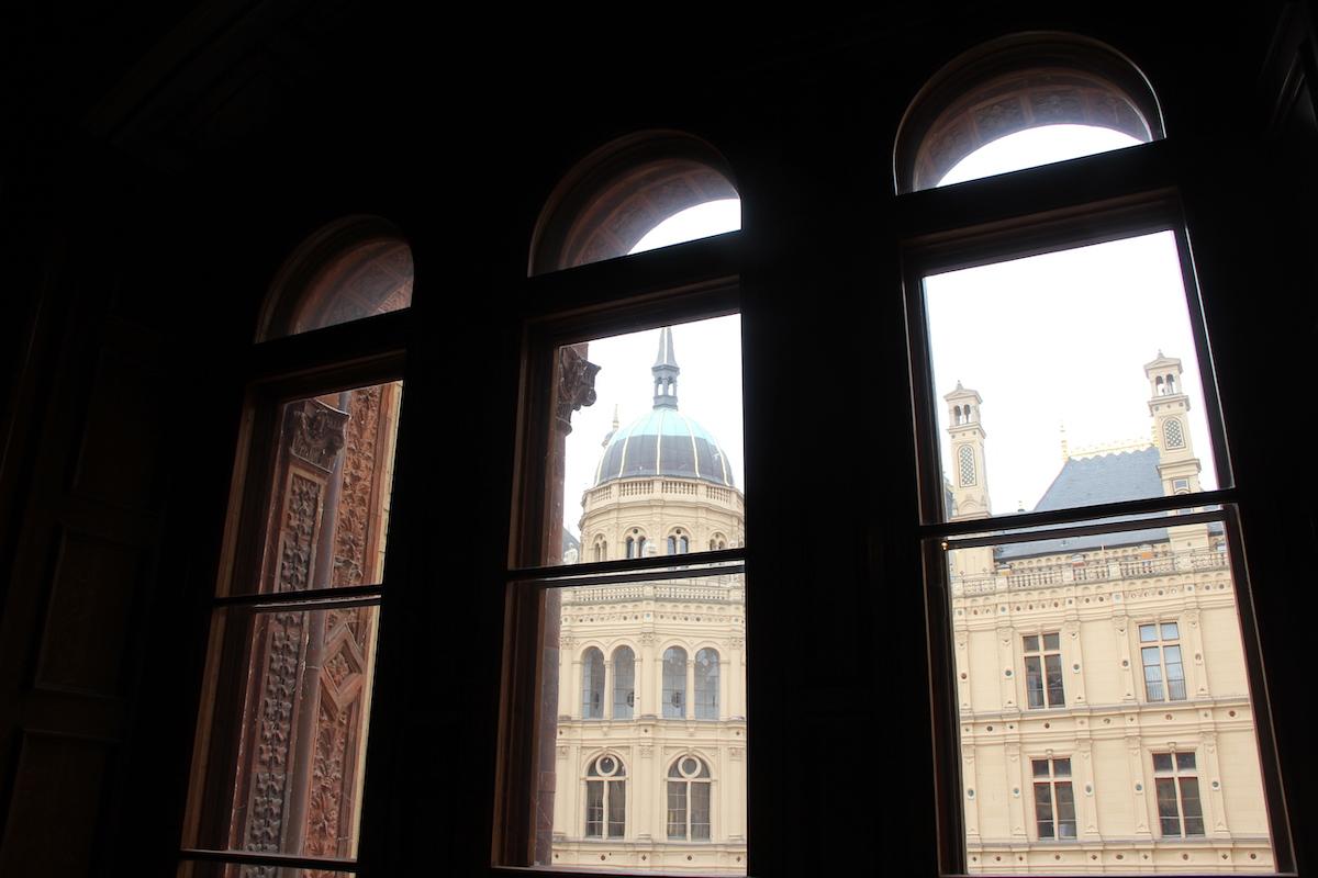 Schloss Schwerin Architektur BineLovesLife