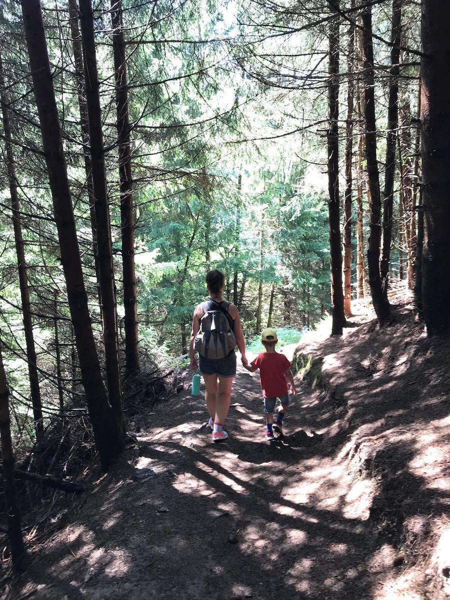 Wandern mit Kindern Blatten-Belalp Wallis BineLovesLife