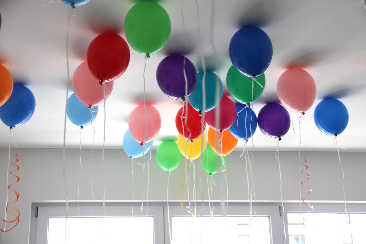 Astronauten Geburtstag Dekoration BineLovesLife