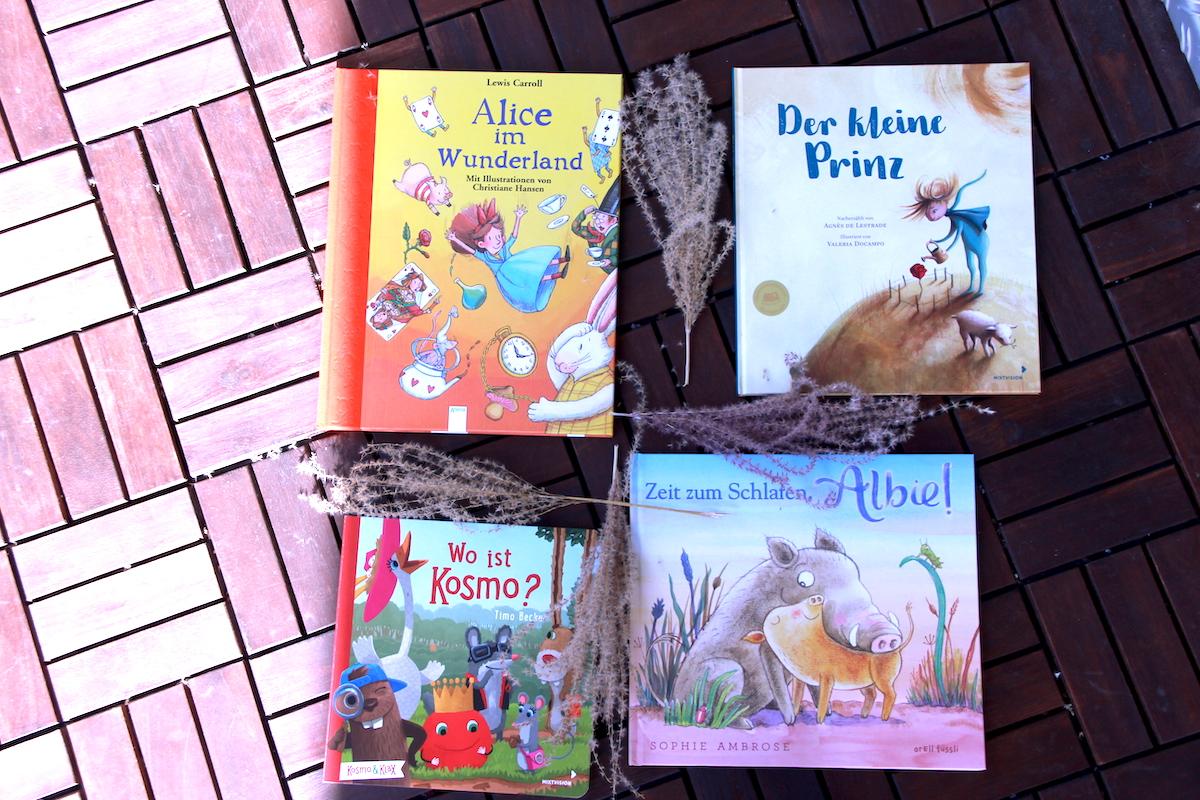 Bücher zum Herbstbeginn BineLovesLife