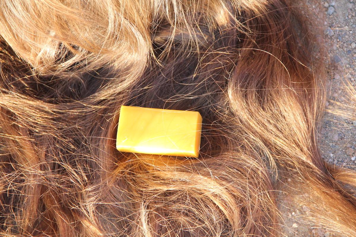 Festes Shampoo oder Haarseife TrendyThursday BineLovesLife