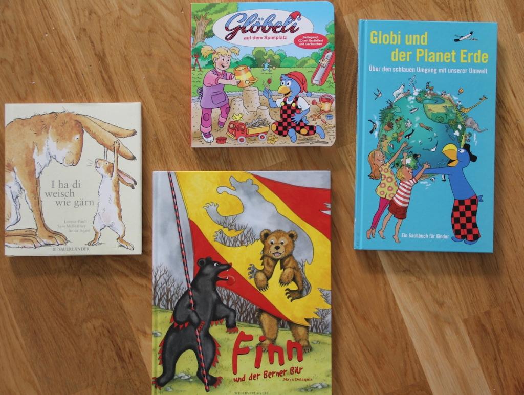 Lieblingsbücher aus der Schweiz für Kinder BineLovesLife.JPG