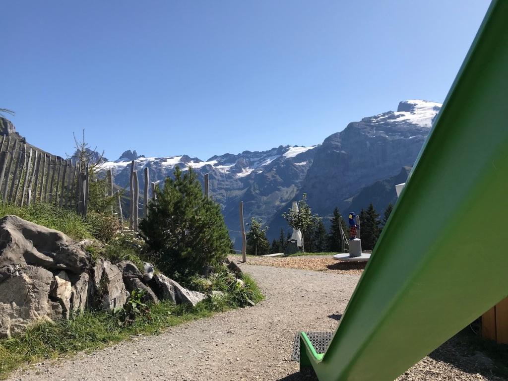 Luzern mit Kindern Abenteuer Spielplatz BineLovesLife