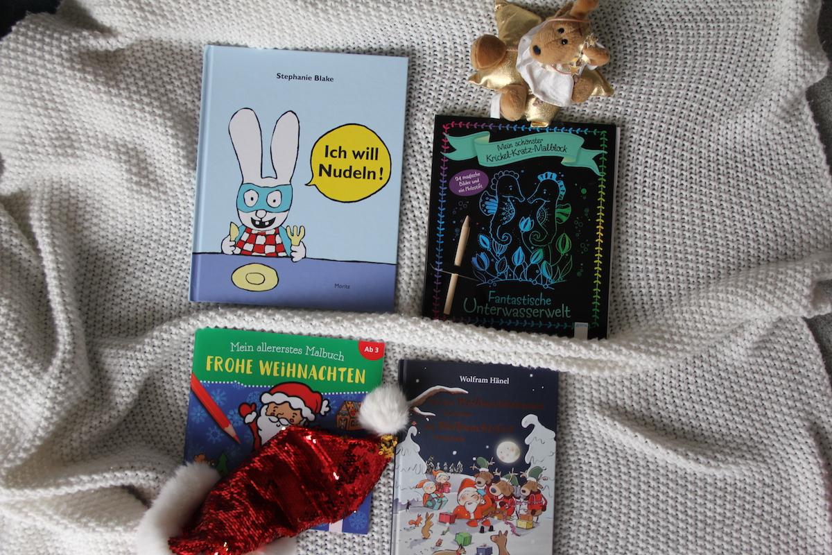 Geschenkideen Bücher für Kindergartenkinder