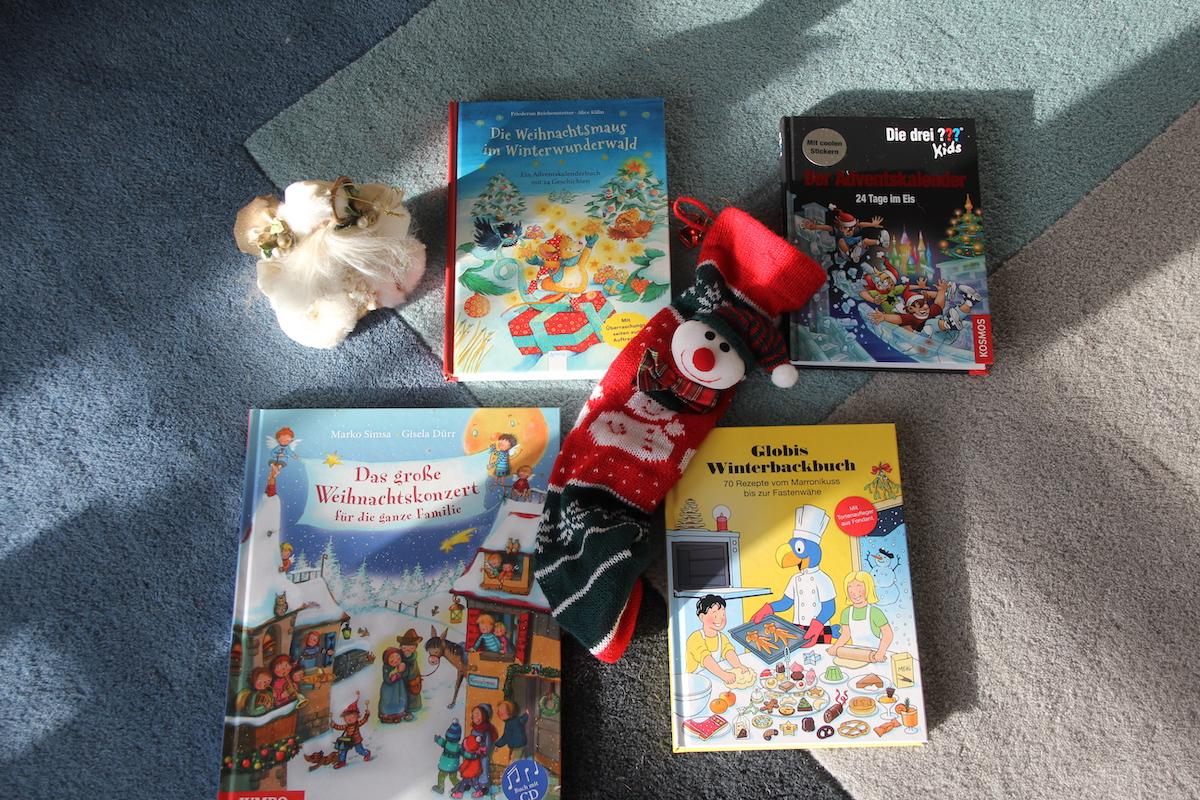 Kinderbücher für die Adventszeit BineLovesLife
