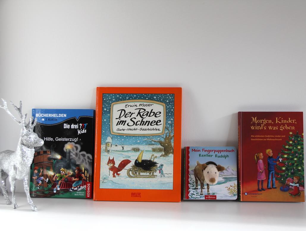 Kinderbücher zum Winterbeginn BineLovesLife