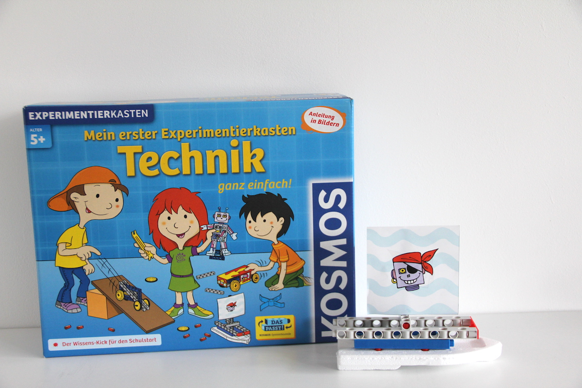 Logik und Technik für Kinder