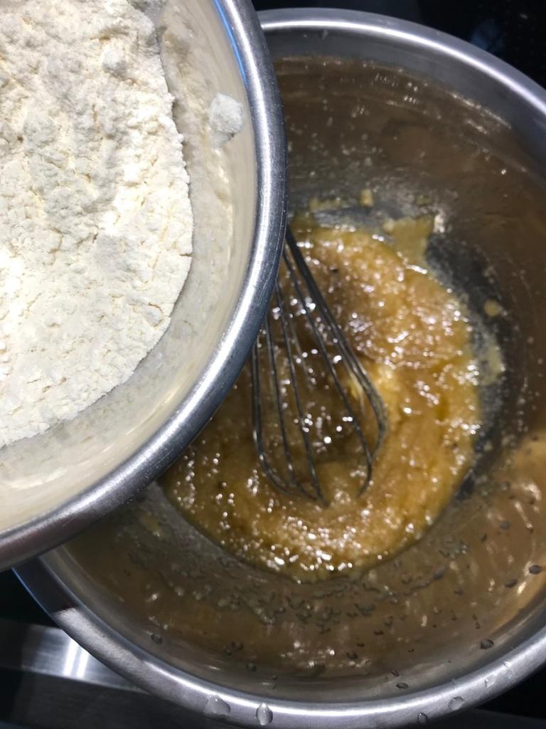 Selbstgemacht Salted Caramel Cookies Rezept BineLovesLife
