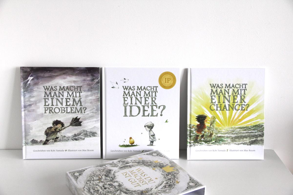 Bücher zum Weltkindertag BineLovesLife