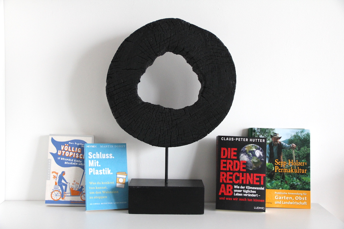 Bücher für mehr Nachhaltigkeit BineLovesLife