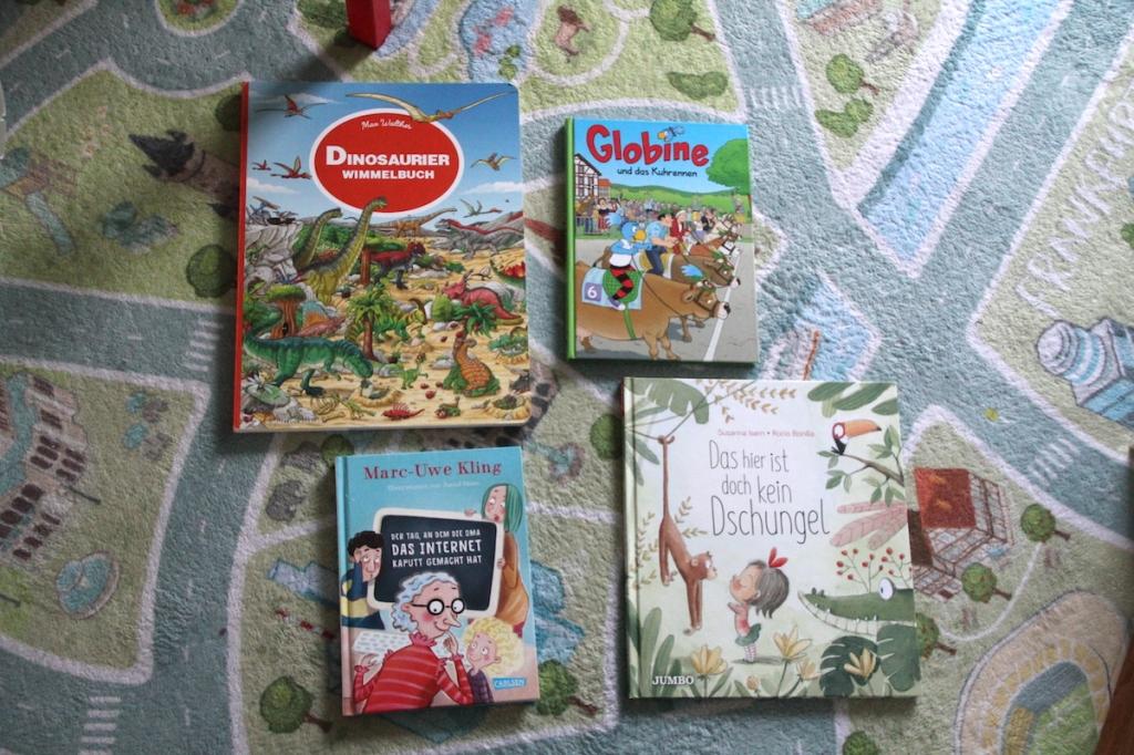 Bücher für wilde Kinder BineLovesLife
