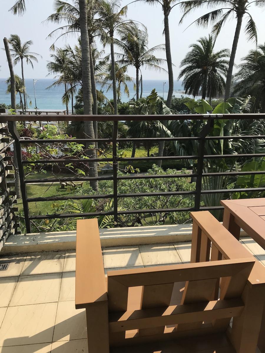 Caesar Park Kenting Resort Ausblick BineLovesLife