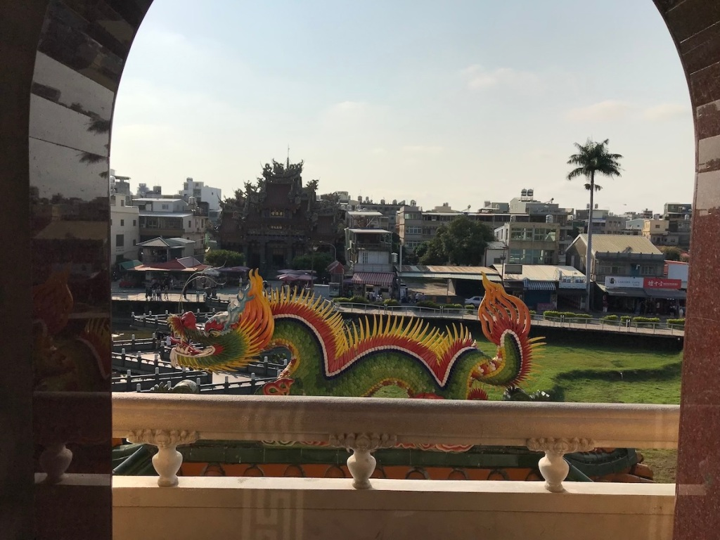 Drachenpagode Kaohsiung Taiwan TravelTuesday BineLovesLife