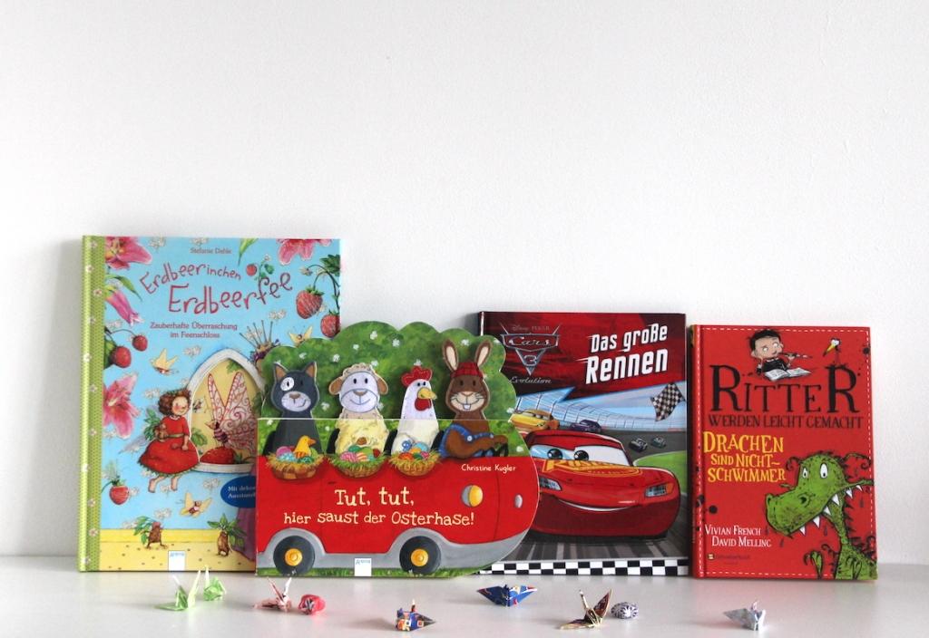 Kinderbücher für Ostern BineLovesLife.JPG