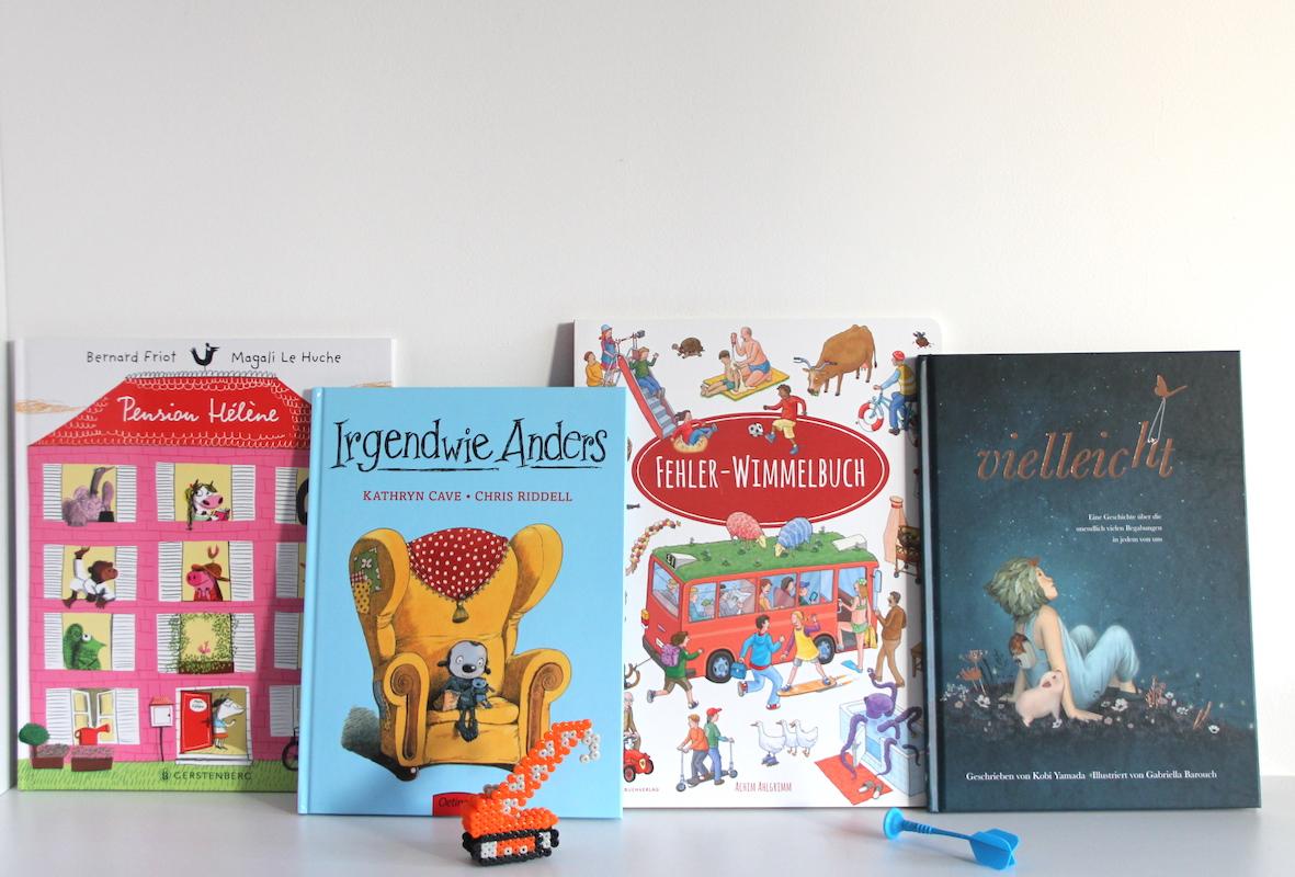 Kinderbücher Lieblings im März BineLovesLife