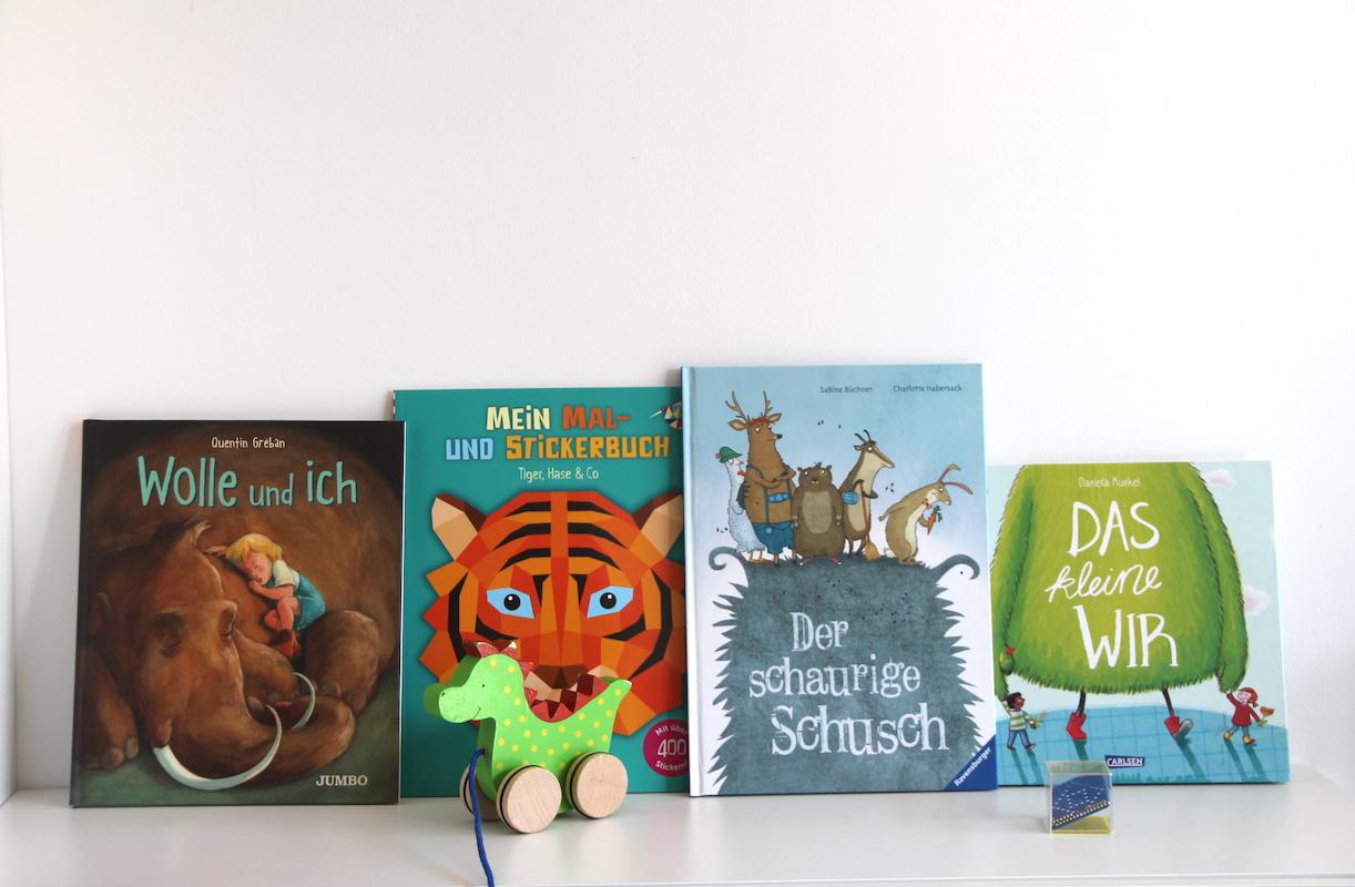 Lieblingsbücher für Kinder April BineLovesLife