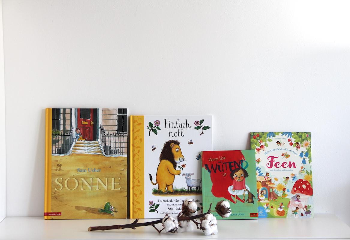 Bücher für ein langes Wochenende BineLovesLife