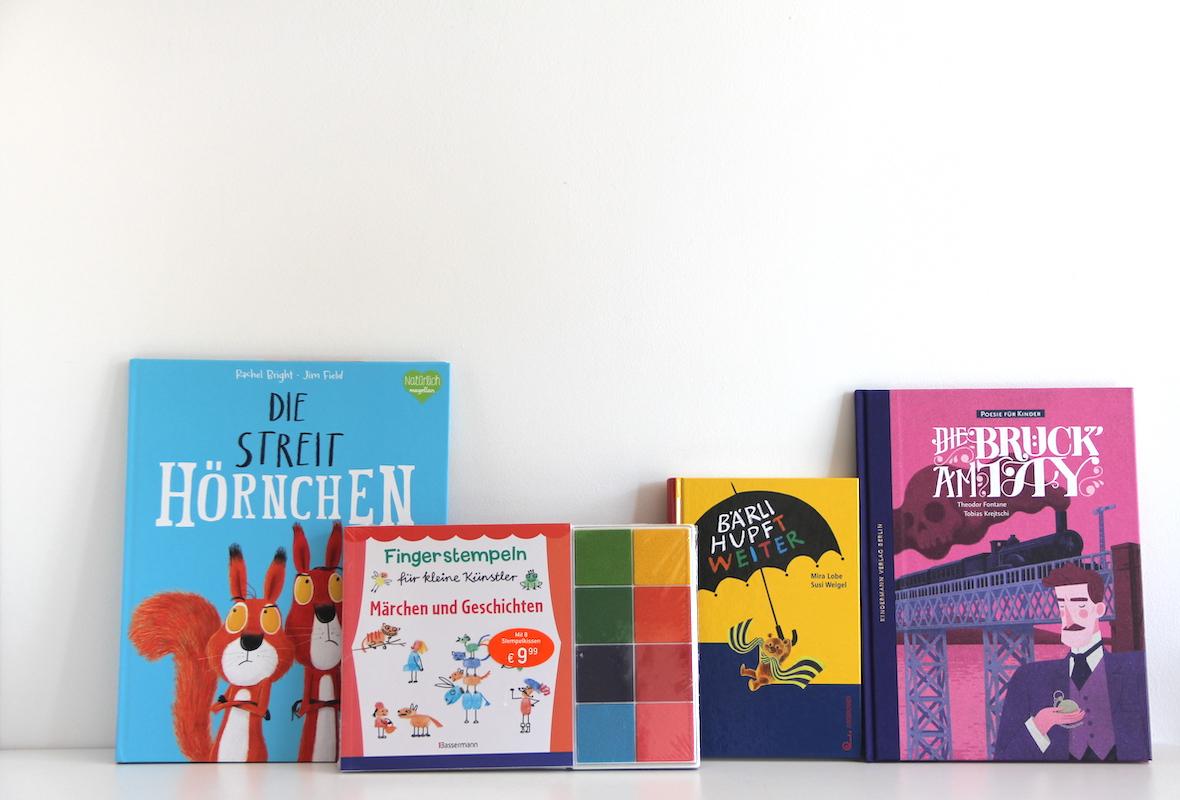 Lieblingsbücher im April BineLovesLife
