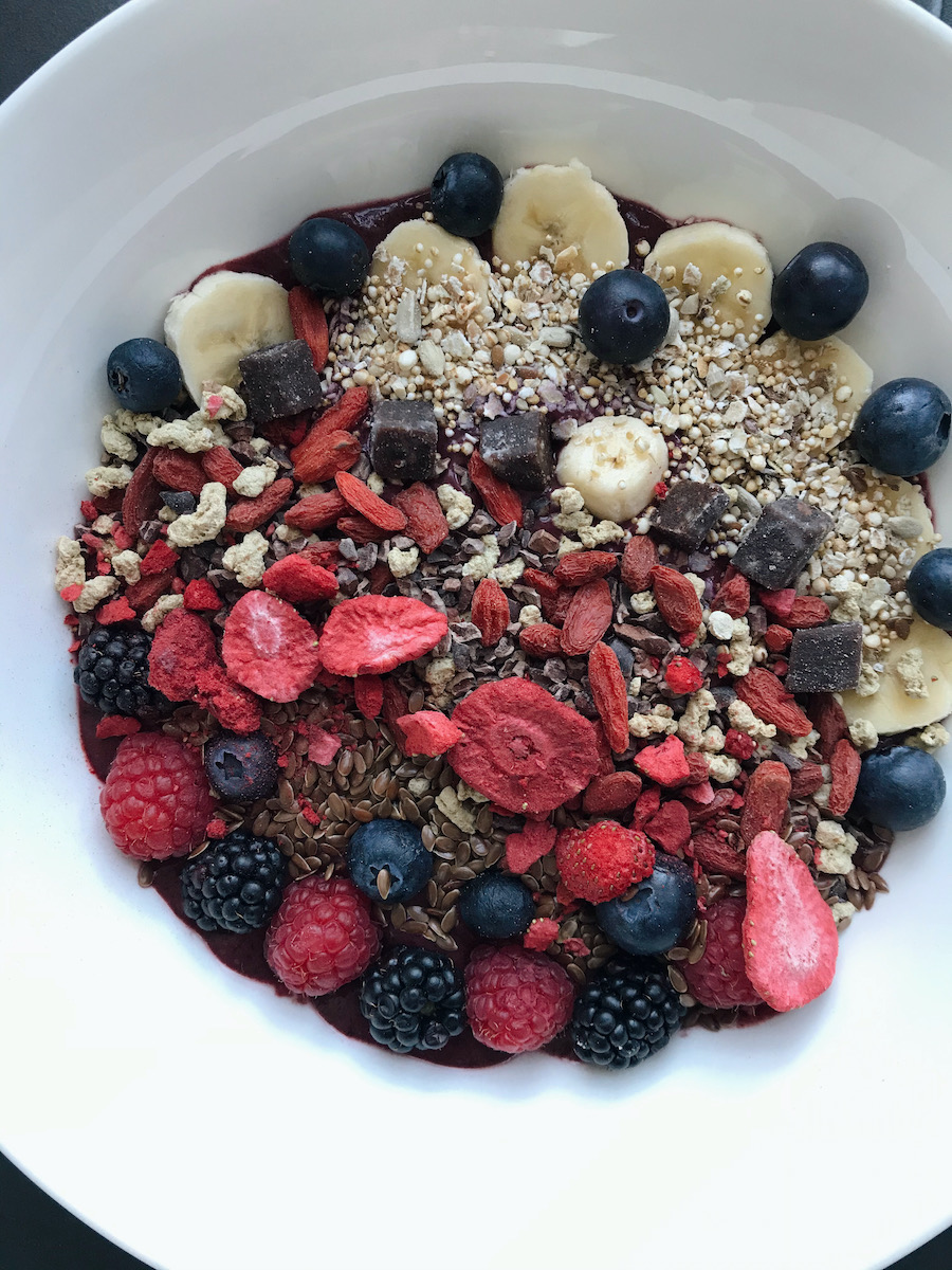 Acai Bowl Alnatura BineLovesLife