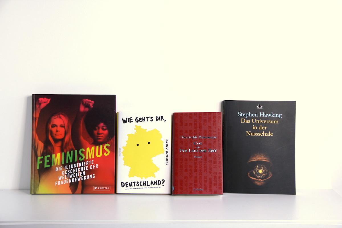 Bücher zum Nachdenken BineLovesLife