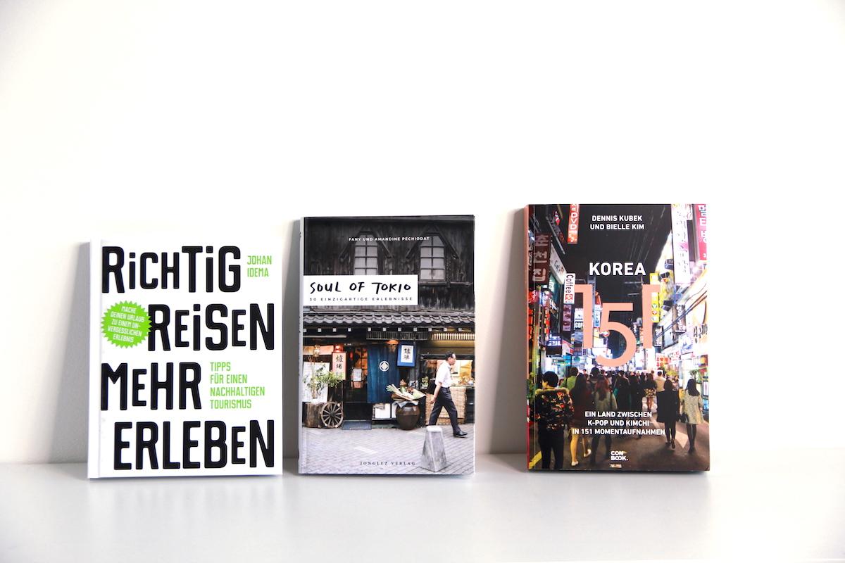 Bücher zum Traum Reisen BineLovesLife