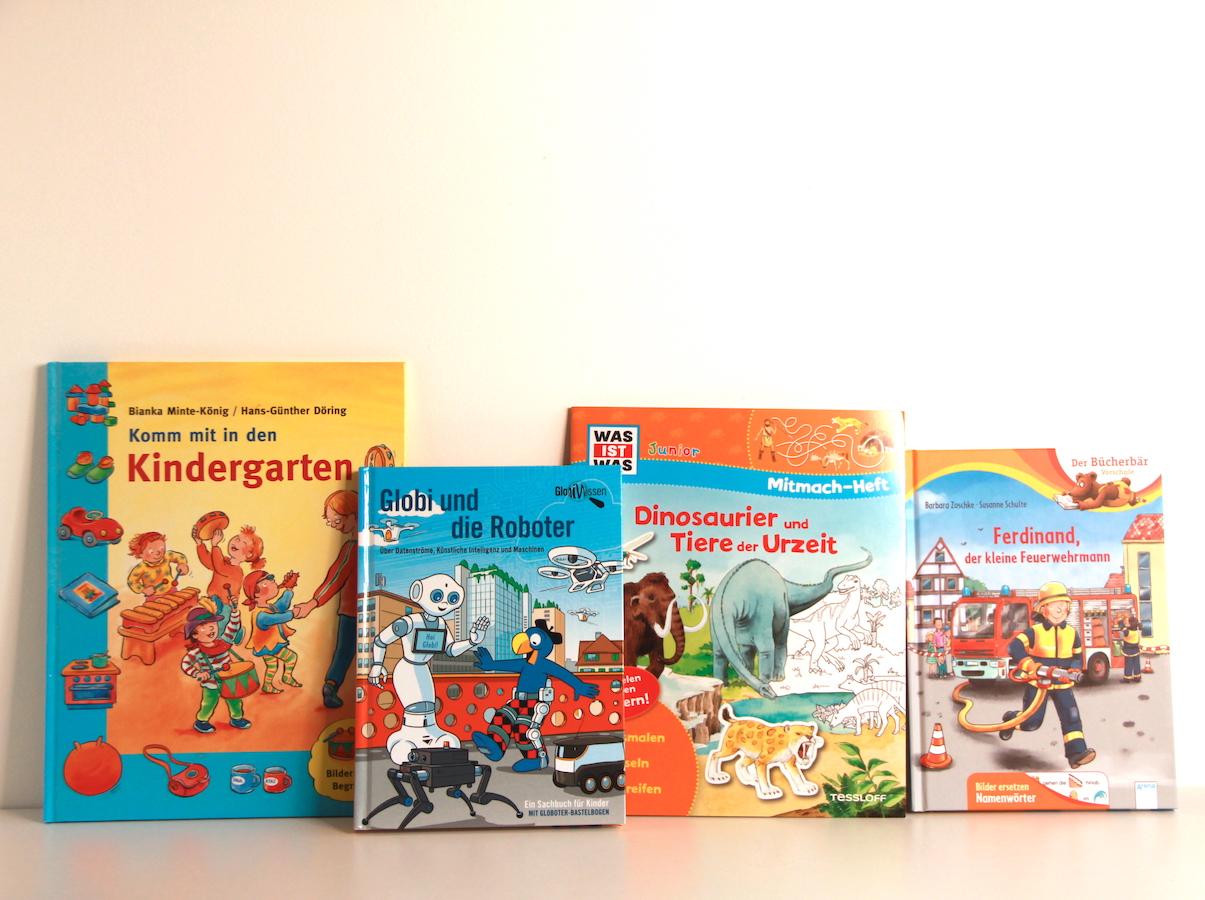 Kinderbücher zum Tag der Familie BineLovesLife