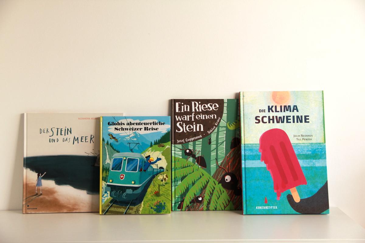 Lieblingsbücher im Mai BineLovesLife