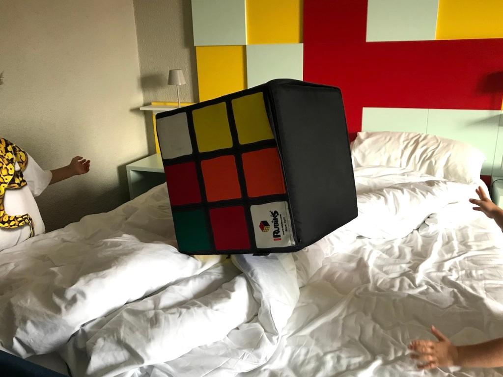 Spieleklassiker Rubik Cube BineLovesLife