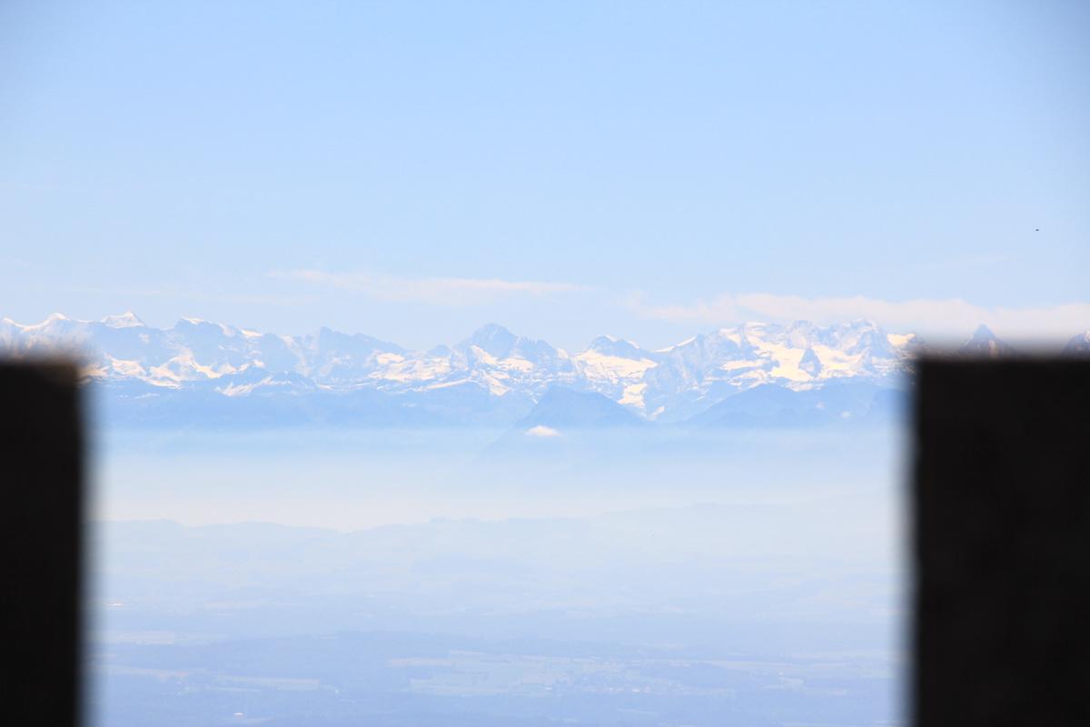 Alpenblick Chasseral Schweiz BineLovesLife
