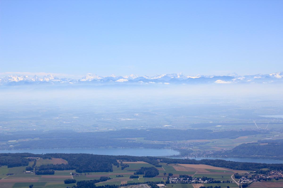 Ausblick vom Chasseral Schweiz BineLovesLife