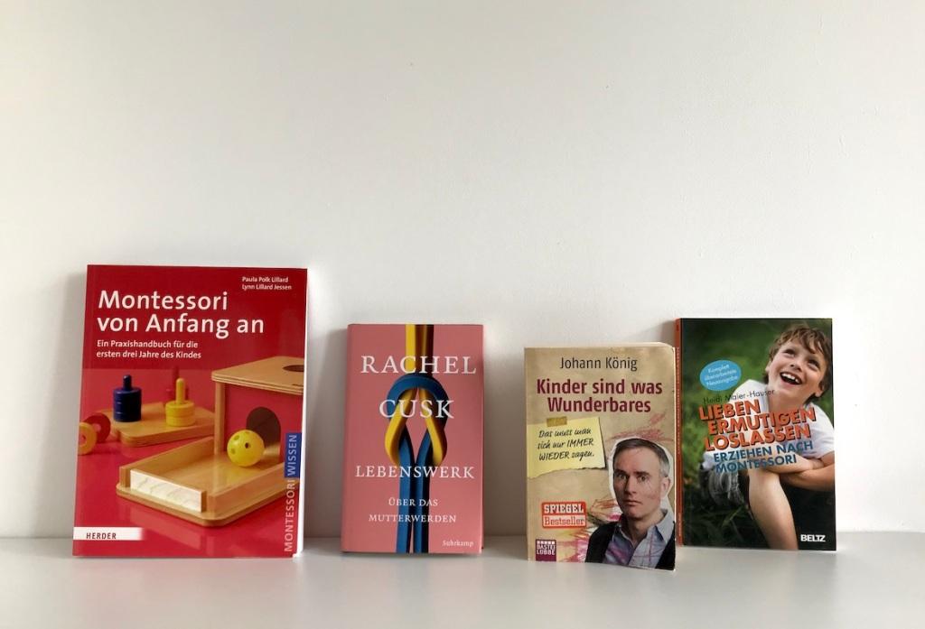 Bücher Übergang Kindergarten BineLovesLife