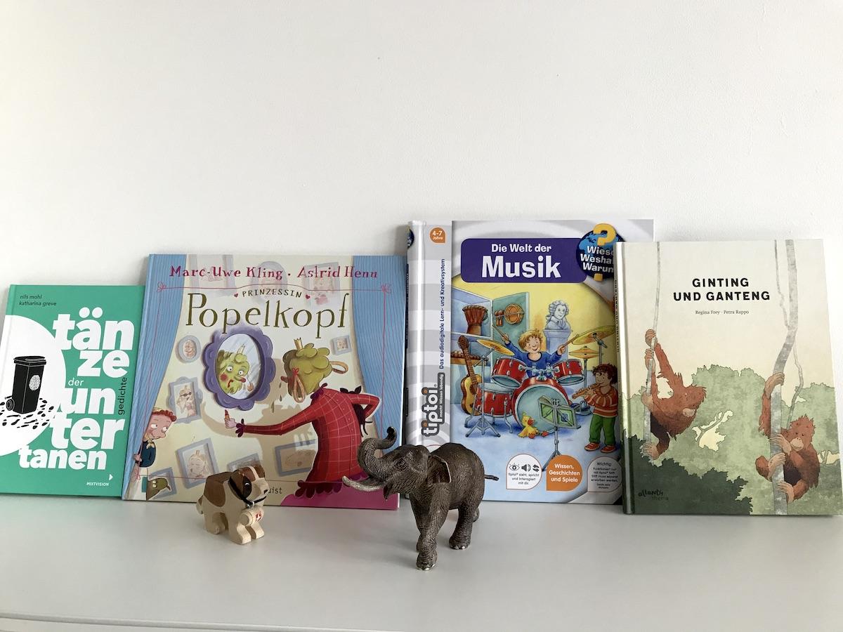 Bücher zur Frankfurter Buchmesse BineLovesLife