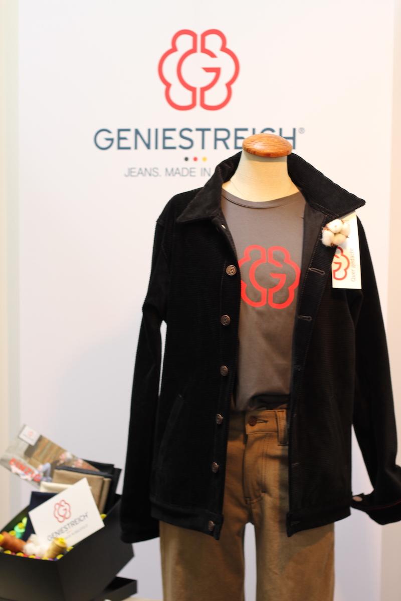 Geniestreich Jeans aus Deutschland BineLovesLife
