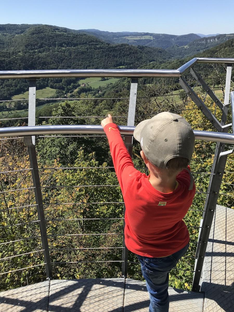 Prehisto Parc mit Kindern BineLovesLife