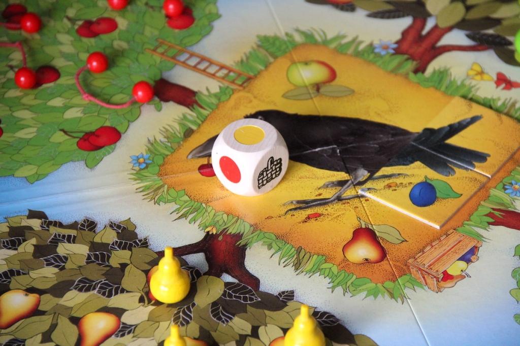 Erste Spiele für die Kleinsten Obstgarten BineLovesLife