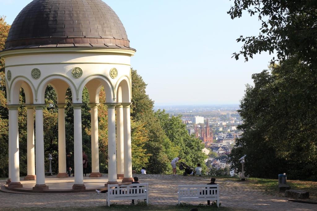Neroberg Aussicht Wiesbaden BineLovesLife